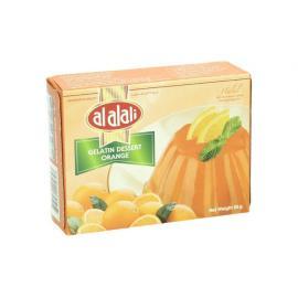 العلالى حلوى الجيلاتين برتقال 85 جم