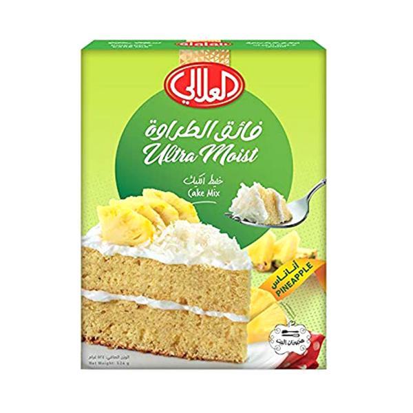 ALAALI ULTRA MOIST CAKE MIX 524G