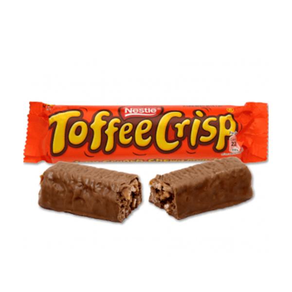 TOFFE CRISP 38G