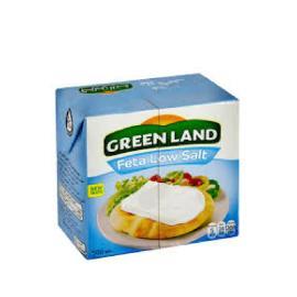 جرين لاند جبنة فيتا ملح خفيف 500 جم