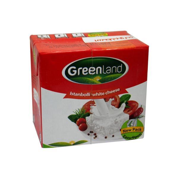 جرين لاند جبنة بيضاء اسطنبولي 500 جم