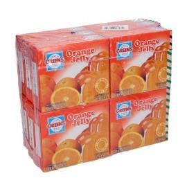 جرينز جيلي برتقال 80 جم - 12 حبة