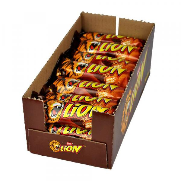 LION BAR CHOCOLATE 30GM*24 PC