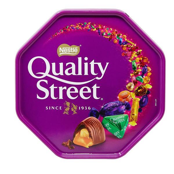 QUALITY STREET 650G