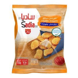 ساديا ناجتس دجاج مقرمش 750 جرام