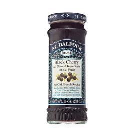 سان دالفور مربى الكرز الأسود فاكهة فقط 284 جم