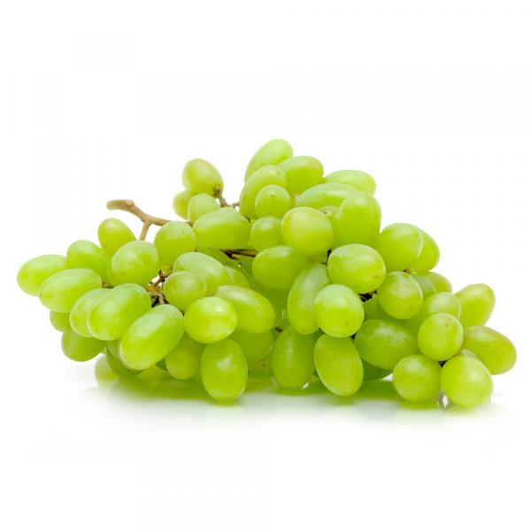 WHITE GRAPES PLATE
