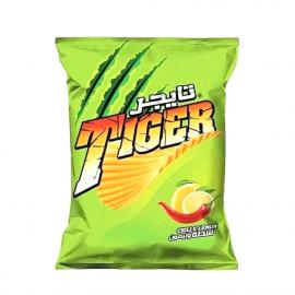 تايجربطاطا شطة وليمون 105 غ