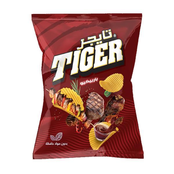 تايجر بطاطا بطعم الكباب 45 غ