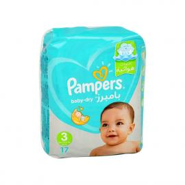 PAMPERS S3 17'S