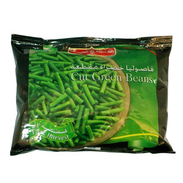 السنبلة فاصوليا خضراء 450 جم