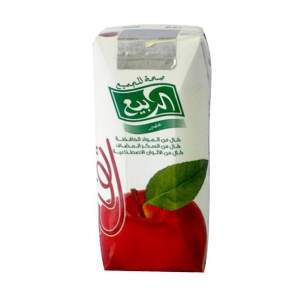 الربيع عصير التفاح 330 مل