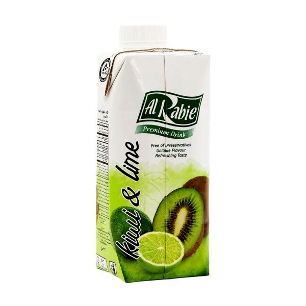 الربيع عصير كيوي وليمون 330 مل