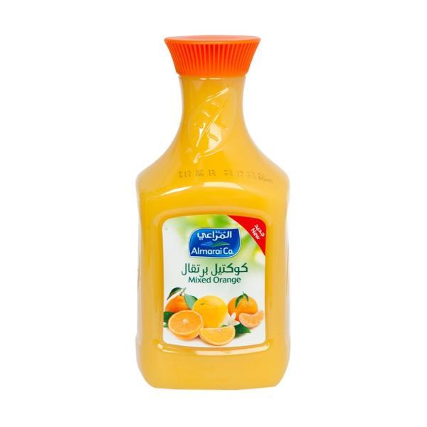 المراعي عصير كوكتيل البرتقال 1.5 لتر