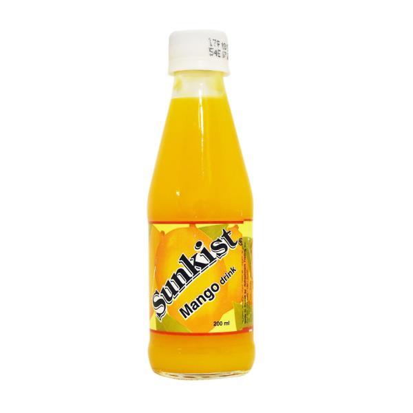 سانكيست عصير مانجو زجاج 200 مل