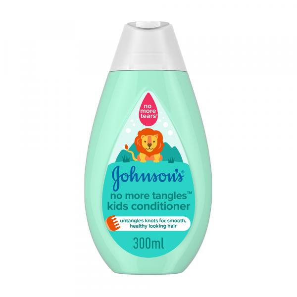 جونسون بلسم اطفال يزيل تشابك الشعر300 مل