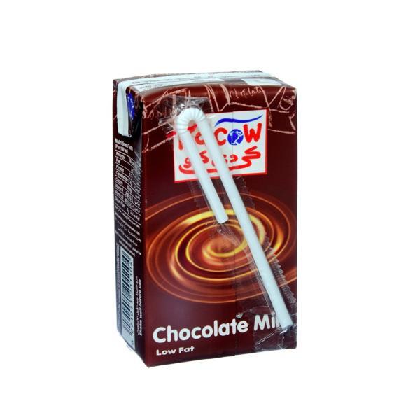 كى دى كاو حليب الشوكولاتة قليل الدسم 250 مل