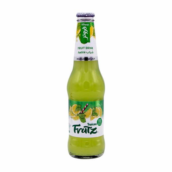تروبيكانا فروتز الليمون والنعناع 300 مل
