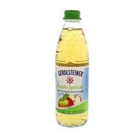 جيرولستينر مياه معدنية فوارة بالتفاح 330 مل