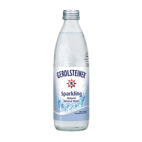جيرولستينر مياه معدنية فوارة 330 مل