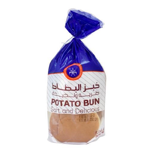خبز همبرجر بطاطا 240 جرام