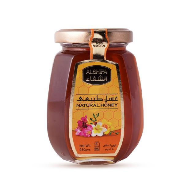 عسل الشفاء رحيق الزهور 250 جم