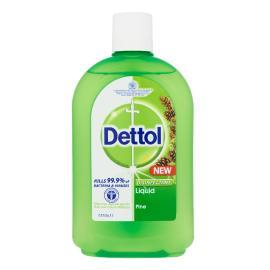 DETTOL DISINFECTANT GREEN LIQUID 250ML
