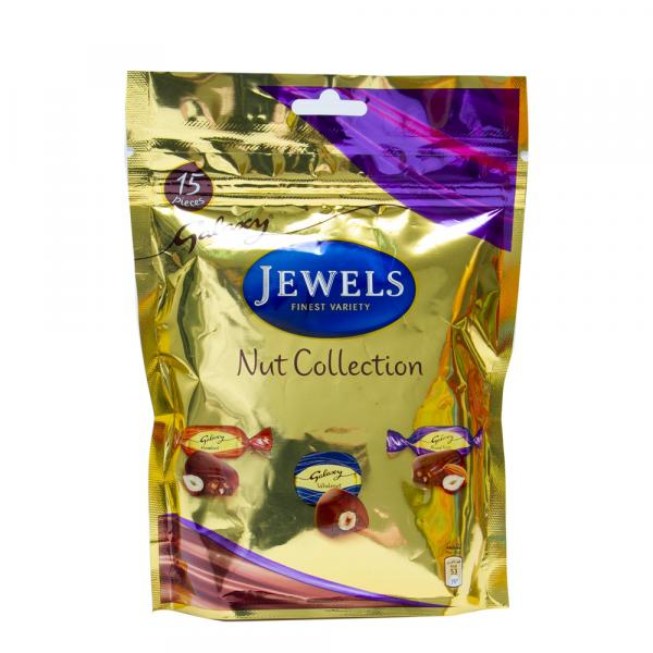 GALAXY JEWELS NUTS POUCH 140 G