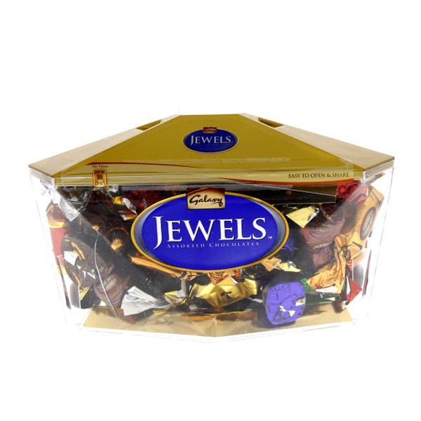 شوكولاته جواهر 1.400 جم جالكسى عبوه الماسه