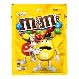 M %25 26M  CHOCOLATE PEANUT BAG 180G