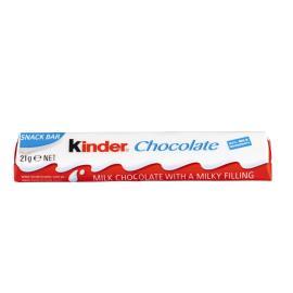 KINDER MAXI MILK CHOCOLATE  21G