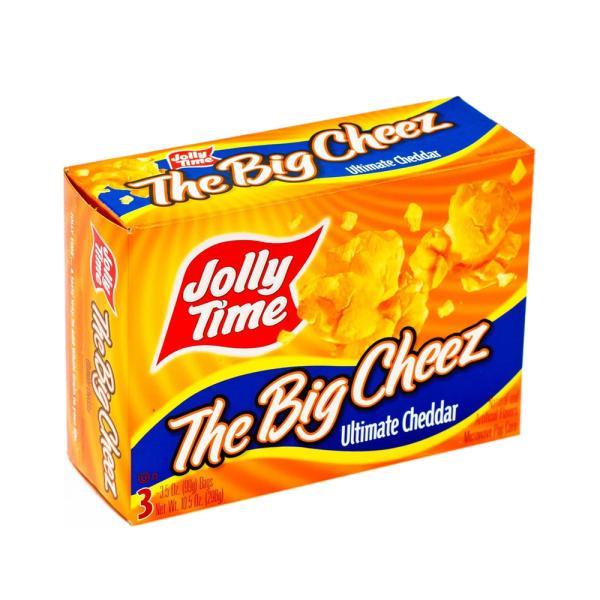 فشار المايكرويف  جولى تايم بالجبنة 300 جم