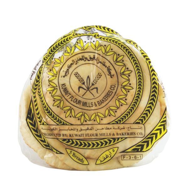خبز عربي ابيض 75 جرام