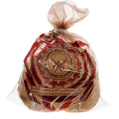 خبز عربي اسمر 75 جرام