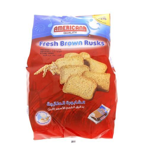 امريكانا شابورة الطازجة بدقيق القمح الاسمر 375 جم