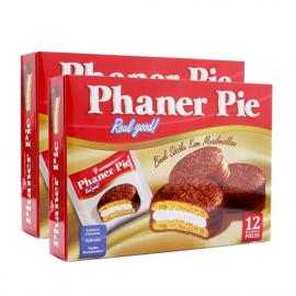 PHANER PIE CHOCOLATE PIE WITH MARSHMALLOW 2 OFFER