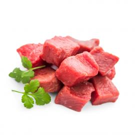 SOUTH AFRICAN BEEF CUBES -1 KG