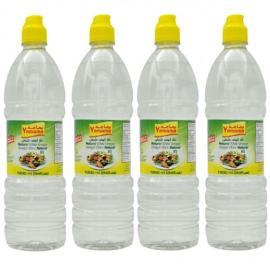 Yamama Vinegar 1Ltr x 4 Pcs