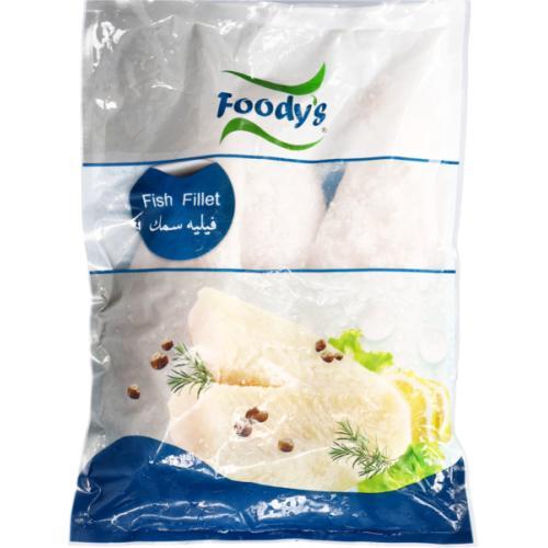 Foodys Fish Fillet 1 Kg