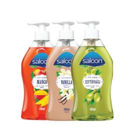 LIQUID SOAP 400ML*3PCS