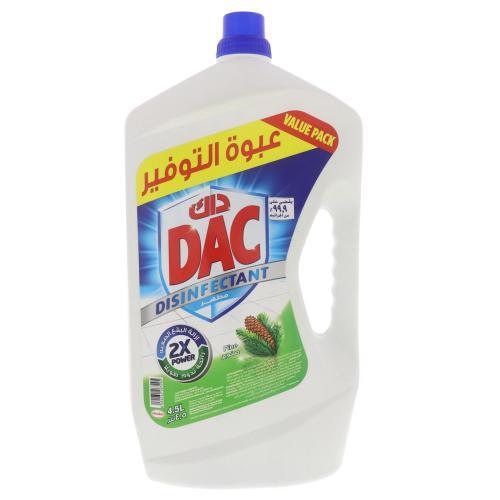 DAC DISINFECTANT LIQUID PINE 4.5 L