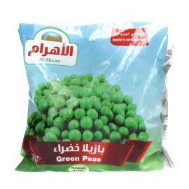 الأهرام بازيلاء خضراء مجمدة 400 جم