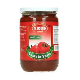 المونه معجون طماطم 660 جم