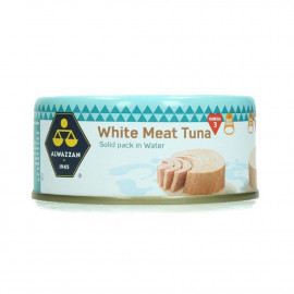 الوزان لحم تونا بالماء 90 جم