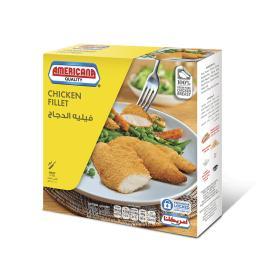 امريكانا فيليه الدجاج