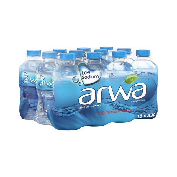 اروى مياه شرب  330مل * 12 حبه