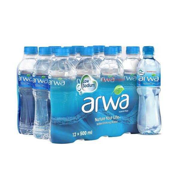 اروى مياه 500 ملل 12حبة