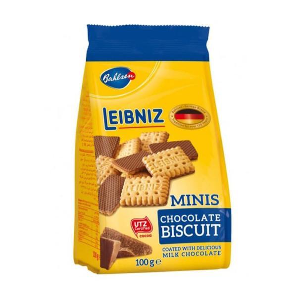 BAHLSEN LEIBNIZ MINIS CHOCO BAG 100G