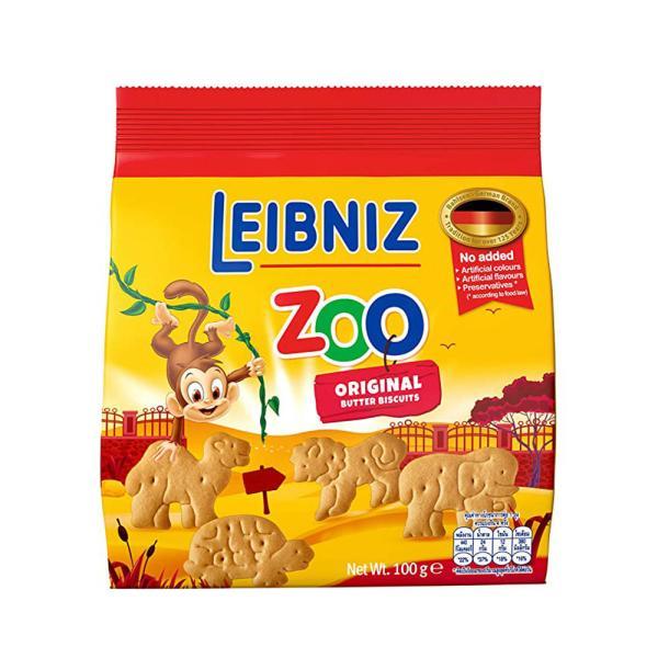 BAHLSEN ZOO ORIGINAL BISCUIT 100G