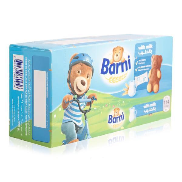 BARNI MILK 30GX10+2 FREE